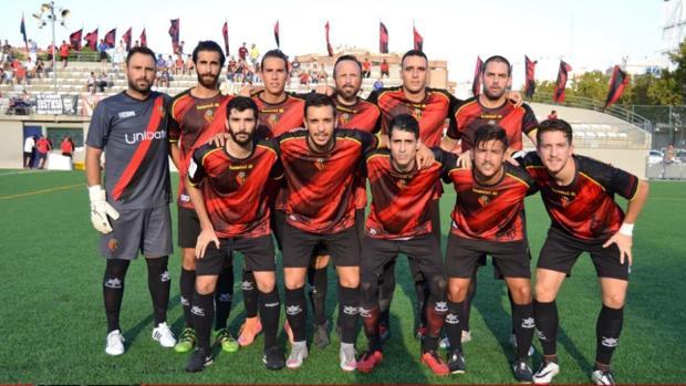 Ciudad de Murcia, uno de los equipos que luce el logo de la CCT