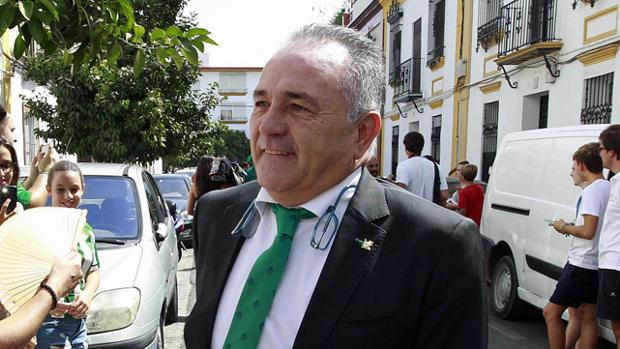 Rafa Gordillo recibe el alta tras superar un infarto