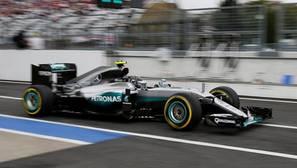 Rosberg confirma su dominio absoluto en Suzuka