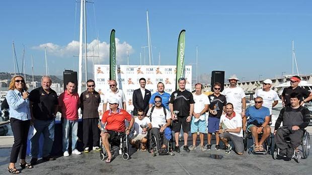 Para Maestre el Circuito, para Melgarejo el Trofeo RC Mediterráneo