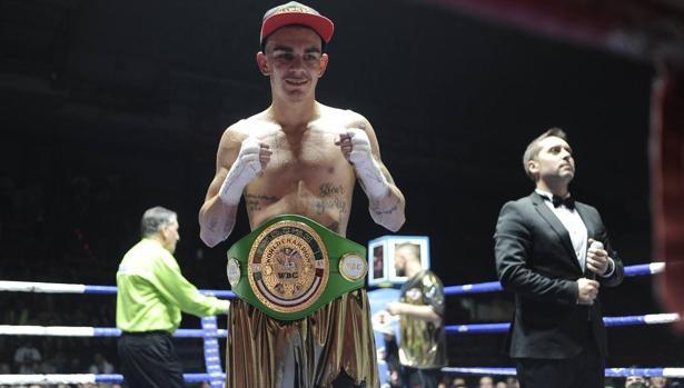 Jonfer, con su título de campeón