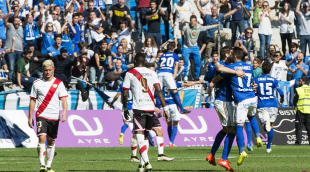El Oviedo venció al Rayo