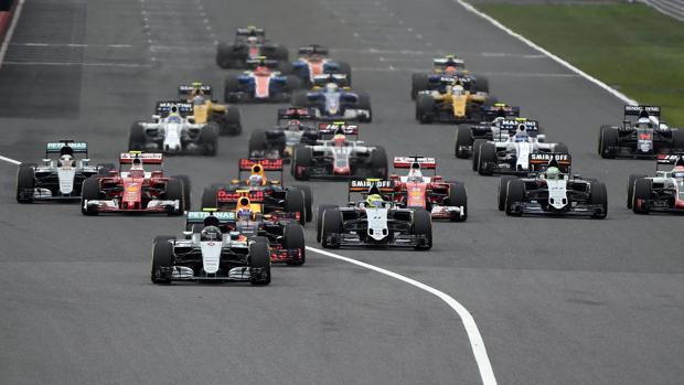 Fórmula 1 | GP de Japón:  Rosberg lo hace todo bien