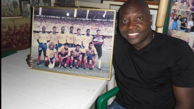 Freddy Rincón, un mito del fútbol colombiano