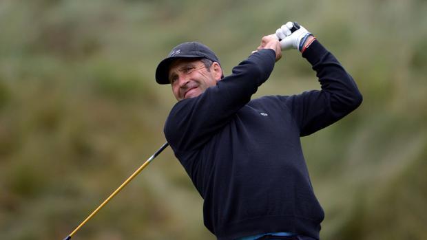 José María Olazábal, en una foto de 2013