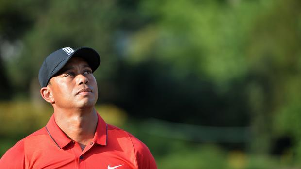Tiger Woods, el pasado mes de junio, durante un torneo en Maryland