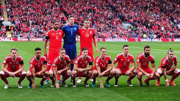 Mundial 2018 | Clasificación:  La insólita foto de Gales