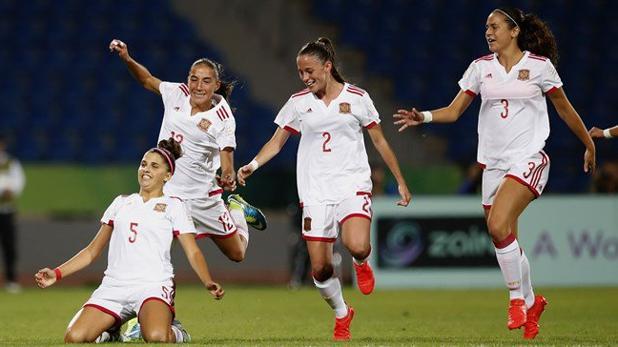 Mundial sub-17 femenino:  España tumba a Alemania y se mete en semifinales