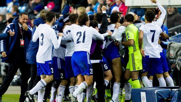El histórico gol de San Marino que humilló a la televisión Noruega