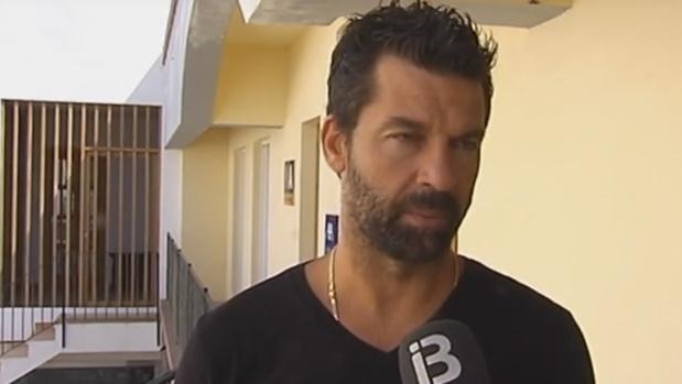 «Tito» García Sanjuán, entrenador del Formentera