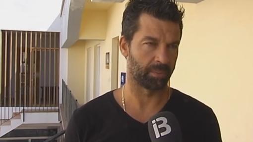 «Tito» García Sanjuán, el entrenador del Formentera