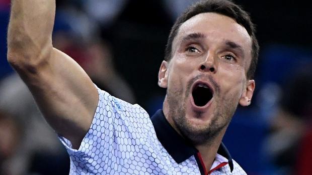 Master 1000 de Shanghái:  Bautista elimina a Tsonga y se mete en semifinales