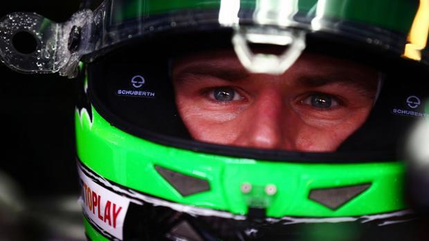 Nico Hulkenberg, nuevo piloto de la escudería Renault