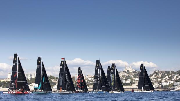 """Susto para """"Norauto"""" en una jornada excelente del equipo """"Argo"""" en Marsella"""
