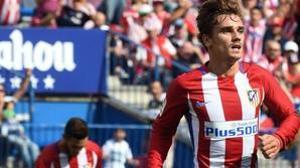 Carrasco lidera el festival del Atlético
