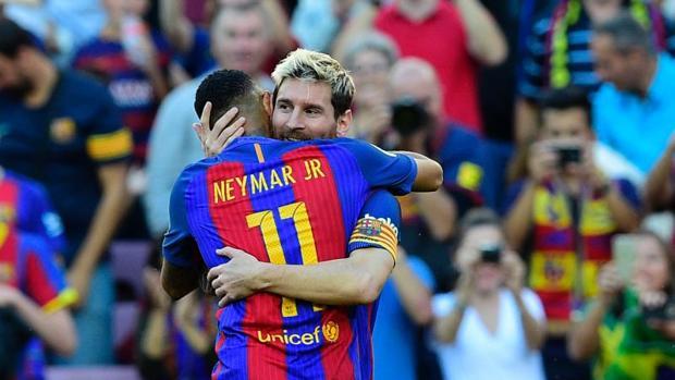 Barcelona-Deportivo:  Messi vuelve a iluminar el fútbol