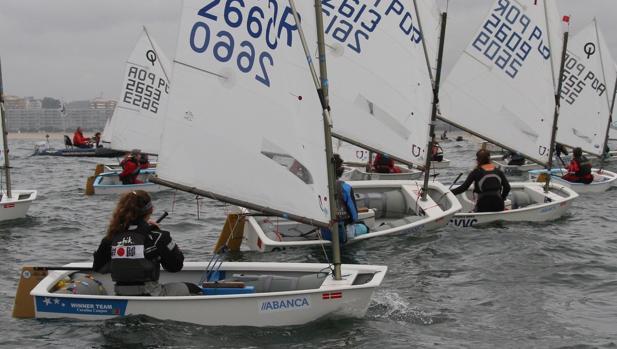 Soares y Pérez Canal, vencedores de Trofeo Kinder