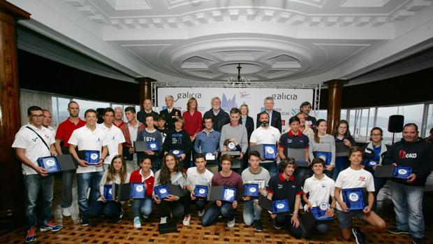 Pablo Cabello y Javier Lago, sexto título del Ciudad de Vigo