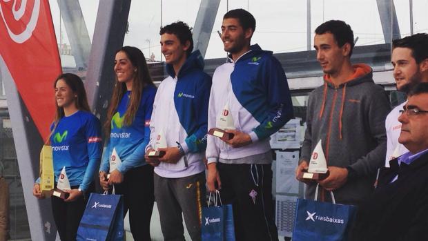Xammar y Rodríguez campeones de España