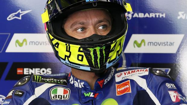 MotoGP | GP Japón:  Rossi: «Ha sido el más regular»