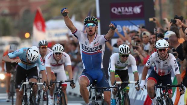 Sagan repite título mundial
