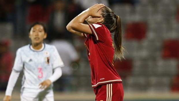 Mundial femenino sub-17:  Japón apea a España en semifinales