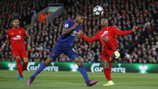 El Liverpool se estrella contra De Gea y contra Mourinho