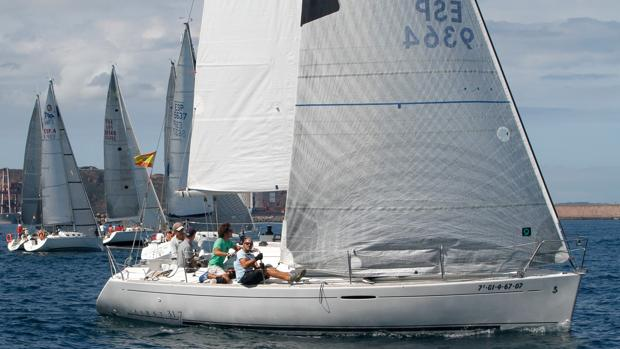 Suspendida la tercera regata del Trofeo de Otoño del Astur de Regatas