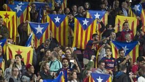 El Camp Nou se volverá a llenar de esteladas
