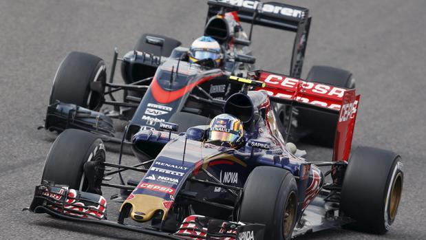 Así está la parrilla de la Fórmula 1 2017