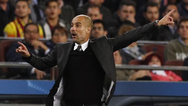 Champions | Barcelona-Manchester City:  A Guardiola no le salió ni una