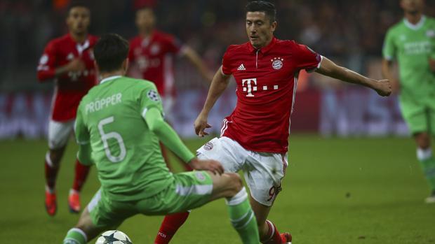Bayern-PSV:  El Bayern acalla los rumores de crisis