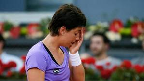 Carla Suárez se despide del Masters de Singapur