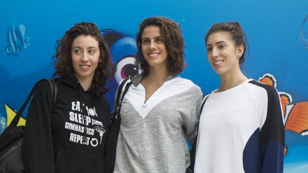 Gavezou, Mohedano y Aguilar, plata de gimnasia rítmica en Río 2016