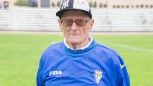 Nene, el admirable utillero de 86 años