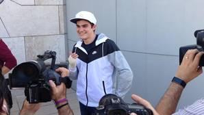 Bruno Hortelano: «Quiero competir mejor que antes»