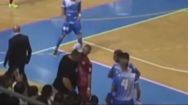 La sanción que indigna al fútbol sala español