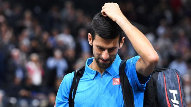 Djokovic deja el número 1 en manos de Murray
