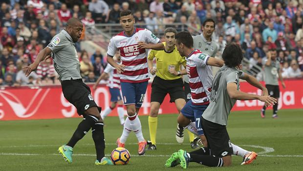 Granada-Deportivo:  El Granada sigue sin ganar