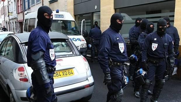 La amenaza Yihadista provoca grandes medidas de seguridad en la salida