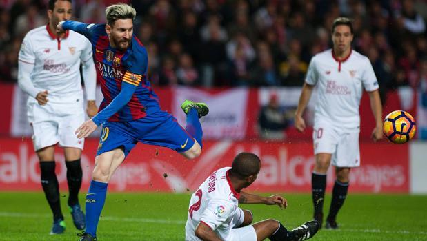 Sigue en directo el Sevilla FC - FC Barcelona