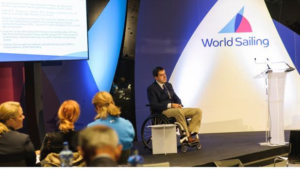 World Sailing anuncia el plan estratégico para la vela adaptada