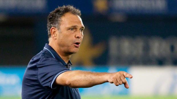 El entrenador sevillano Joaquín Caparrós