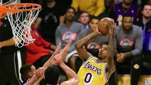 Los Lakers, aprendiendo a vivir sin Kobe Bryant