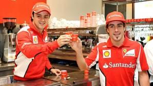 Felipe Massa: «Le dije a Alonso que era un cabrón, pero que le quiero mucho»