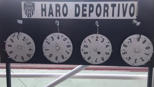 El mecanismo que utiliza el Haro en sus sorteos