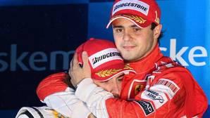 La curva y el adelantamiento que hicieron llorar a Felipe Massa