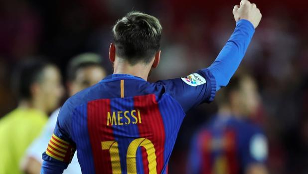 Messi no tiene prisa: «Yo después de Luis Suárez»