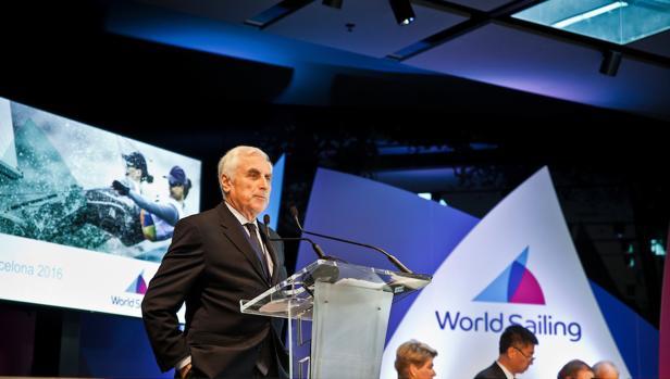 El consejo de World Sailing se reúne en Barcelona