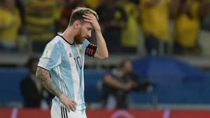 Messi: «Hay que cambiar esta situación de mierda»